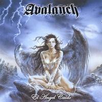 Cover of the track El ángel caído