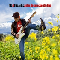 Cover of the track Antes de que cuente diez