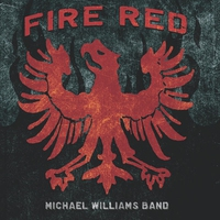 Cover of the track Fire Red