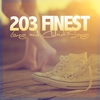 Cover of the album 203 Finest Lounge and Chillout Songs