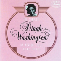 Cover of the track The Complete Dinah Washington on Mercury, Volume 5 (1956-1958)