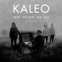 Cover of the track Way Down We Go - Single