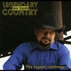 Cover of the album Legendary Country