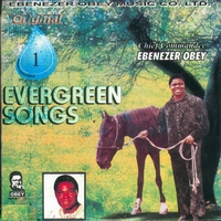 Couverture du titre Evergreen Songs Original 1