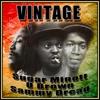 Cover of the album Vintage Sugar Minott, U Brown & Sammy Dread - EP
