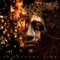 Couverture du titre As Shadows Burn