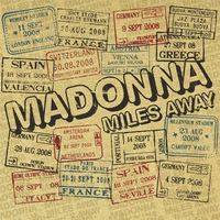 Cover of the track Miles Away (Remixes)