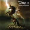 Cover of the album Wings II - Return to Freedom