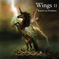Couverture du titre Wings II - Return to Freedom