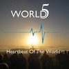 Cover of the album Heartbeat of the World - Single