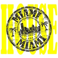 Couverture du titre Miami House (Florida Sunset Electro and Deep House Rocker)
