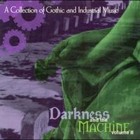 Cover of the track Darkness and the Machine, Vo.2