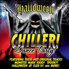 """Cover of the album Halloween """"Chiller!"""" Dance Party!"""