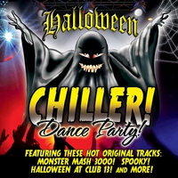 """Cover of the track Halloween """"Chiller!"""" Dance Party!"""
