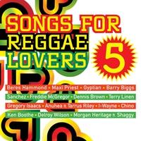 Couverture du titre Songs for Reggae Lovers Vol. 3