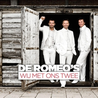 Cover of the track Wij Met Ons Twee - Single