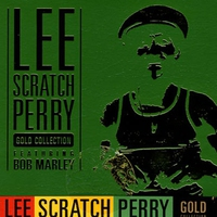 """Cover of the track Lee """"Scratch"""" Perry: Gold Collection"""