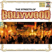 Cover of the track The Streets of Bollywood