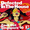 Cover of the album Defected In the House - Zouk Out Singapore '10