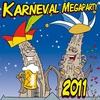 Cover of the album Karneval Megaparty 2011