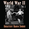Cover of the album World War II - Greatest Radio Songs, Vol. 2