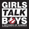 Cover of the track Girls Talk Boys 142