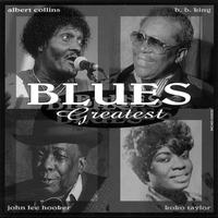 Couverture du titre Blues Greatest