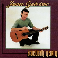 Cover of the track Acoustically Speaking