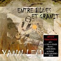 Couverture du titre Entre blues et granit