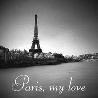 Couverture du titre Paris, My Love