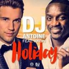 Couverture du titre Holiday