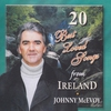 Couverture de l'album 20 Best Loved Irish Songs from Ireland