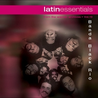 Couverture du titre Latin Essentials, Vol. 19: Banda Black Rio