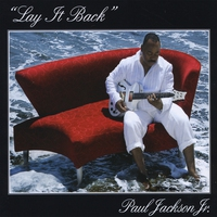 Cover of the track Lay It Back
