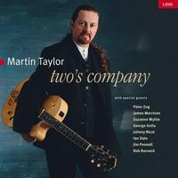 Couverture du titre Two's Company