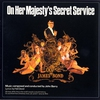 Cover of the track On Her Majesty's Secret Service