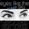 Couverture de l'album Eyes Like the Ocean Sky - Single