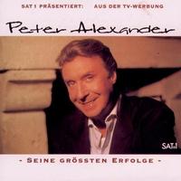 Cover of the track Peter Alexander: Seine größten Erfolge