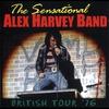 Cover of the album The Sensational Alex Harvey Band: British Tour '76