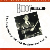 Cover of the track The Legendary '46-'48 Orchestras, Vol. 2