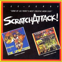 Cover of the track Scratch Attack!
