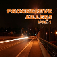 Couverture du titre Progressive Killers Volume 4