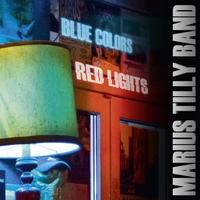 Couverture du titre Blue Colors Red Lights