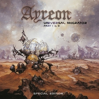 Cover of the track Universal Migrator Part I & II