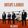 Couverture de l'album Miljoenen - Single