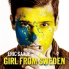 Cover of the track Girl from Sweden