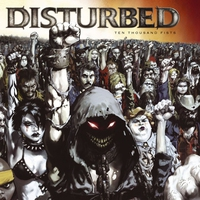 Couverture du titre Ten Thousand Fists