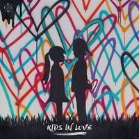 Cover of the track Kids in Love (Re-release)