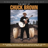 Cover of the track The Best of Chuck Brown (Remastered)