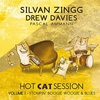 Cover of the album Hot Cat Session, Vol. 1 Stompin' Boogie Woogie & Blues
